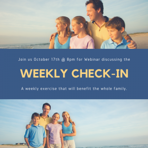 Weekly Check-In by Russ West